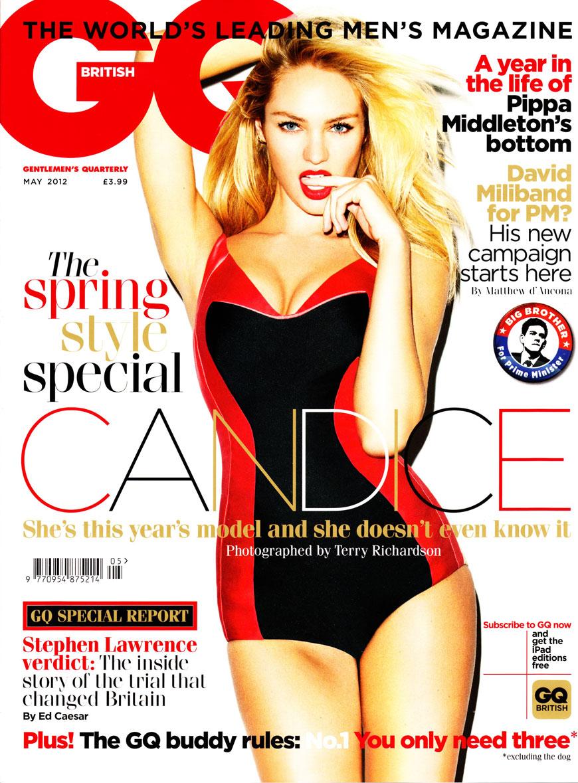 Candice Swanepoel - GQ (10)