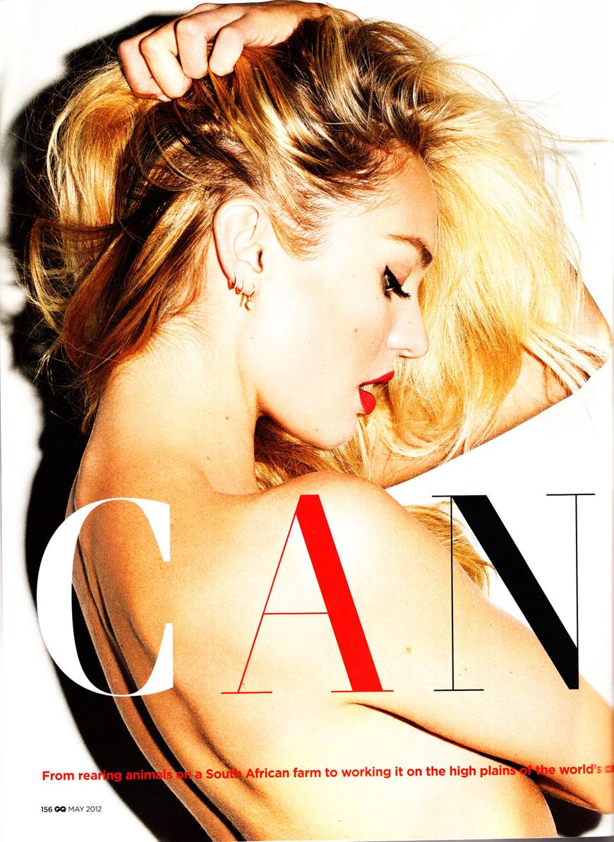 Candice Swanepoel - GQ (2)