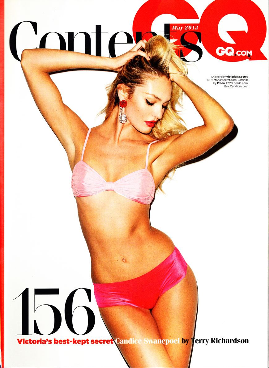 Candice Swanepoel - GQ (1)