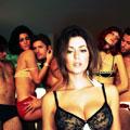 Diora Baird & Estella Warren - Treats Magazine Topless Photoshoot