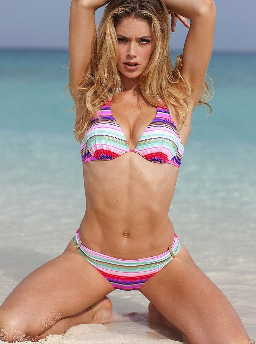 Doutzen Kroes - Victoria Secret Bikini (18)