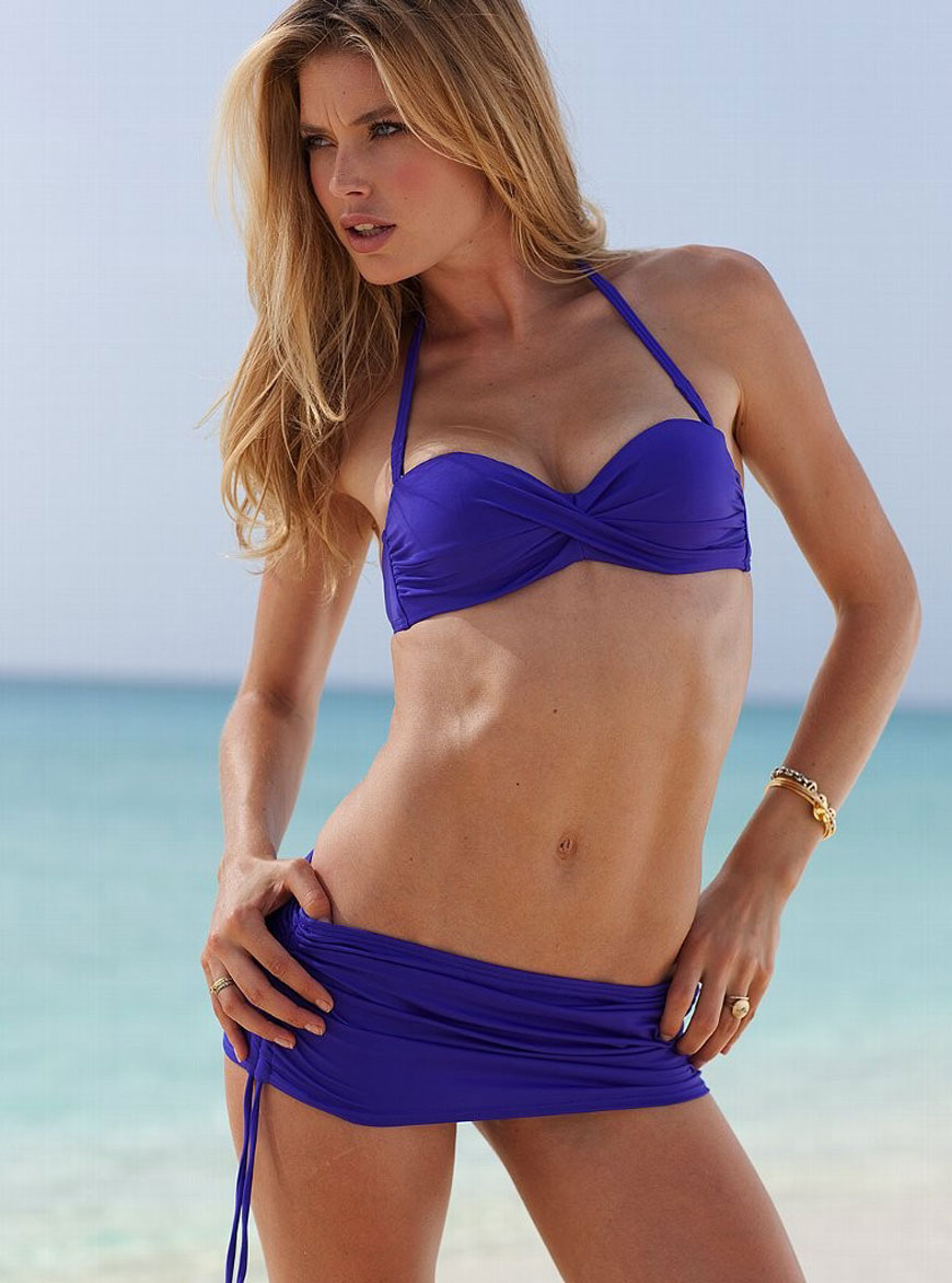 Doutzen Kroes - Victoria Secret Bikini (15)