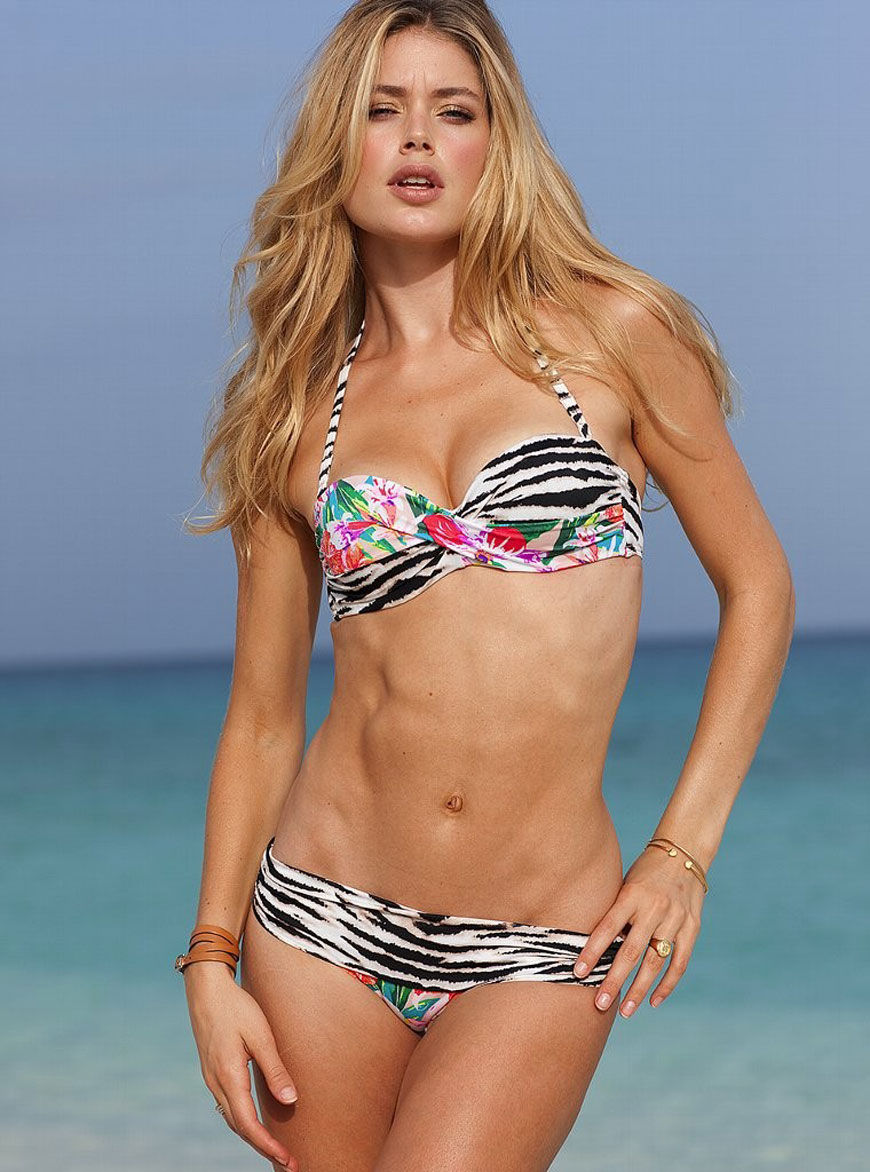 Doutzen Kroes - Victoria Secret Bikini (13)