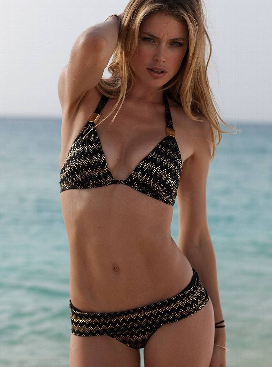 Doutzen Kroes - Victoria Secret Bikini (12)