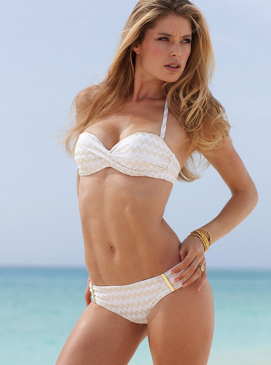 Doutzen Kroes - Victoria Secret Bikini (10)