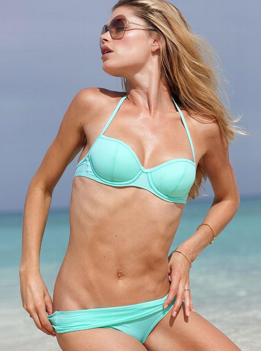 Doutzen Kroes - Victoria Secret Bikini (4)