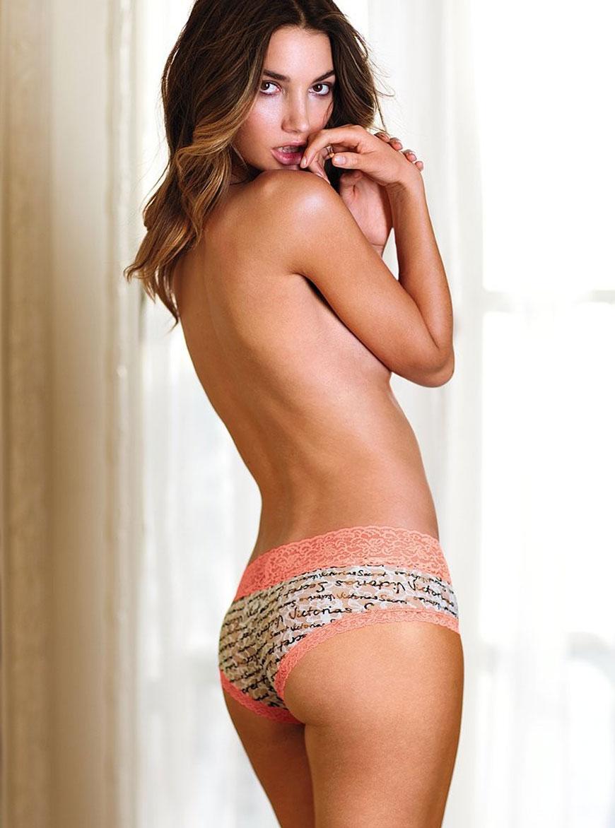 Lily Aldridge - Victoria's Secret Lingerie (48)