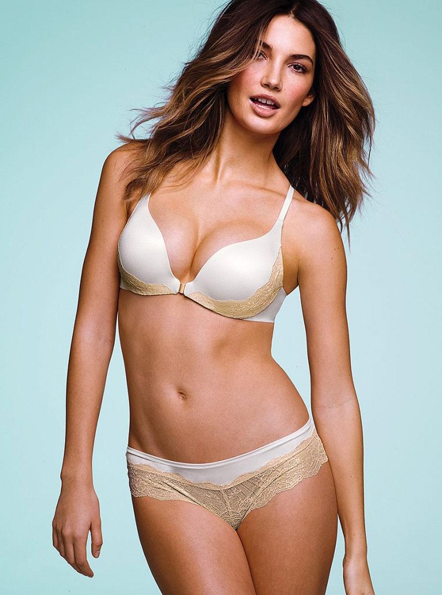 Lily Aldridge - Victoria's Secret Lingerie (38)