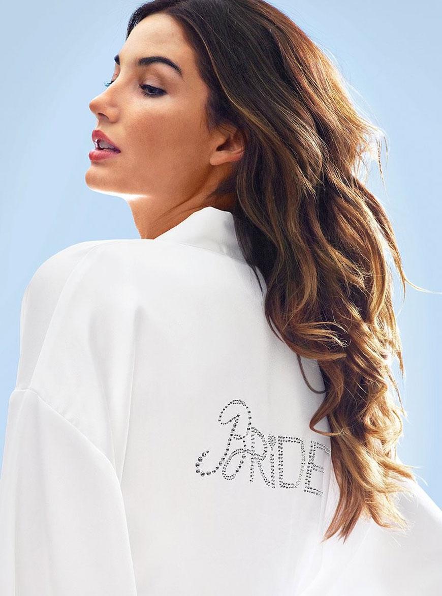 Lily Aldridge - Victoria's Secret Lingerie (25)