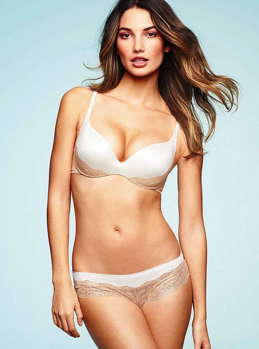 Lily Aldridge - Victoria's Secret Lingerie (19)