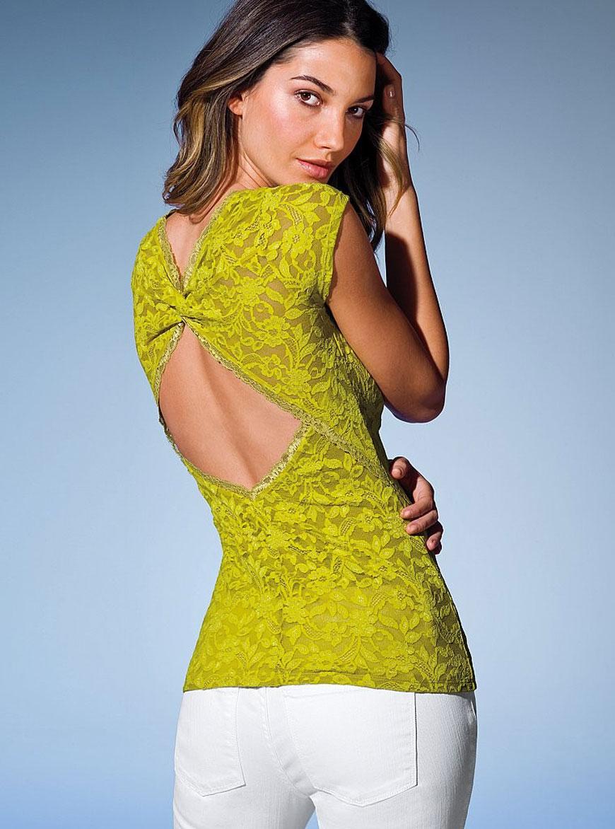 Lily Aldridge - Victoria's Secret Lingerie (12)