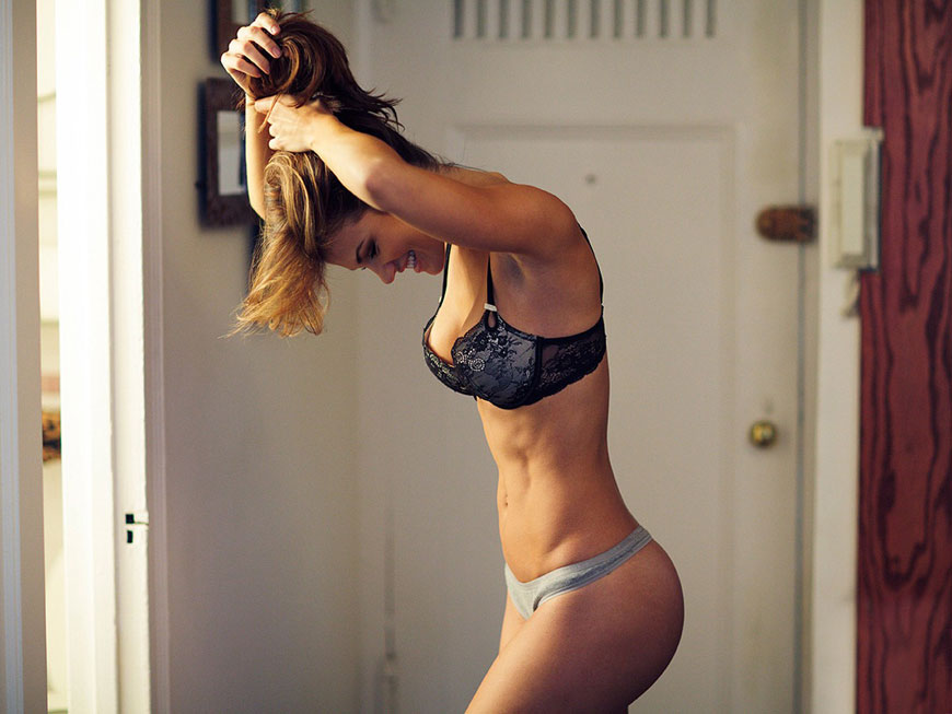 "Jessica Rafalowski - Esquire's ""Me In My Place"" (13)"