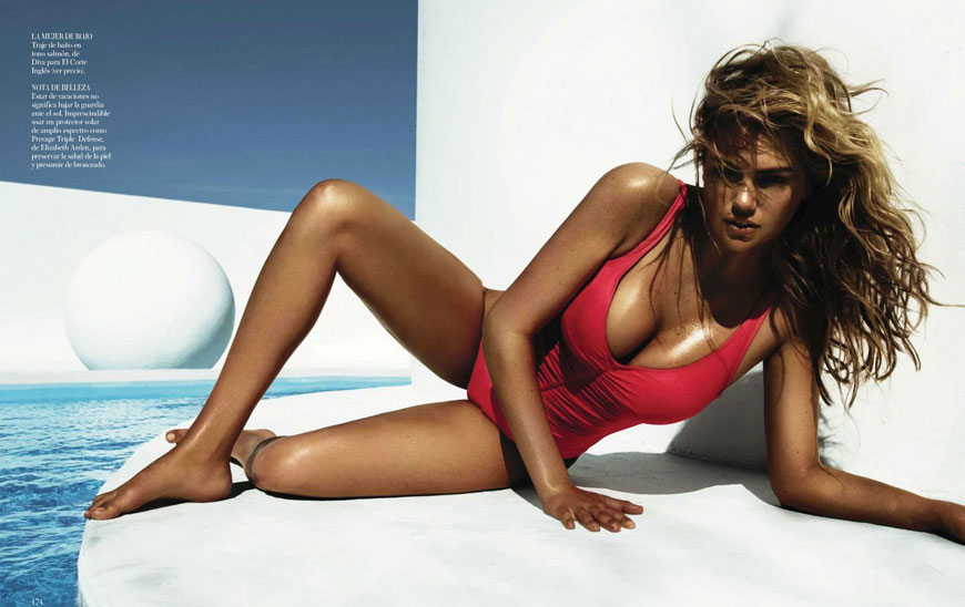 Kate Upton - Vogue Magazine (9)