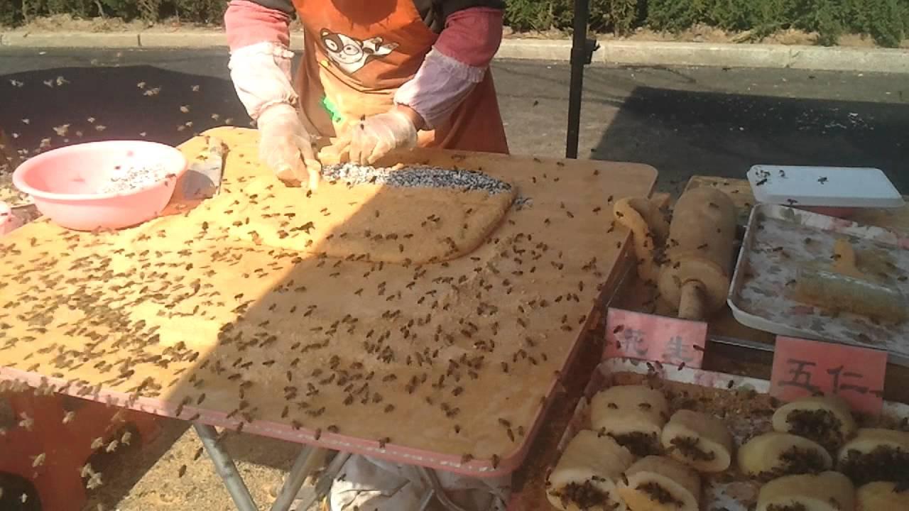 Hmm lekkere bijensnack