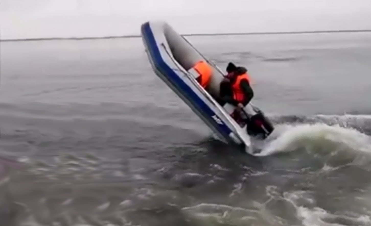 Fail compilatie Russische vissers
