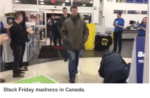 Black friday Canada