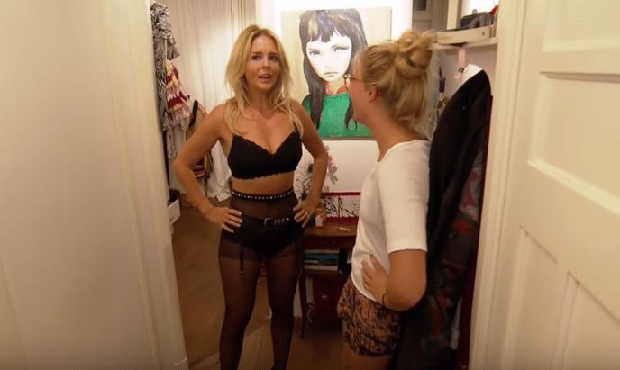Chantal Janzen In Bikini - Pog News Sports
