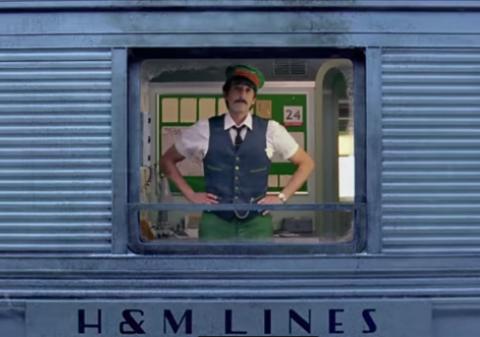 H&M kerst commercial