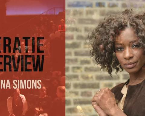 interview Sylvana Simons