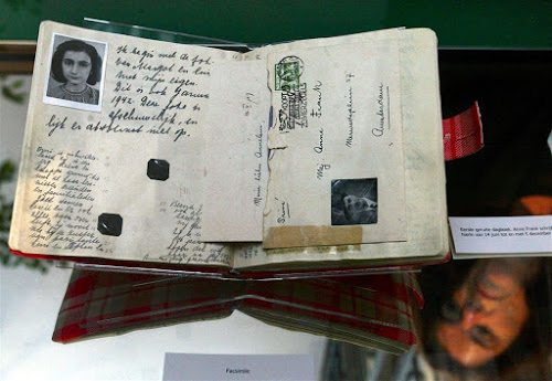 Anne Frank Dagboek