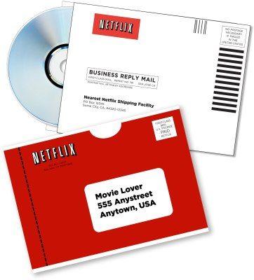 Netflix dvd.com