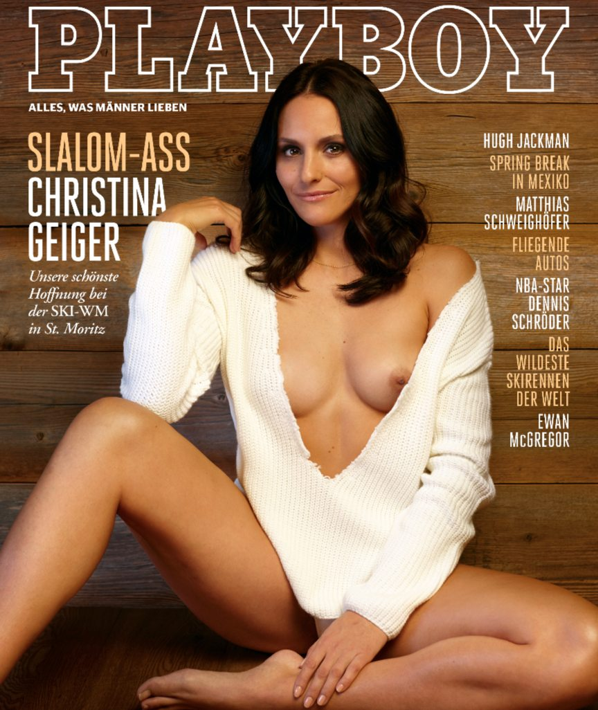 Christina Geiger Playboy