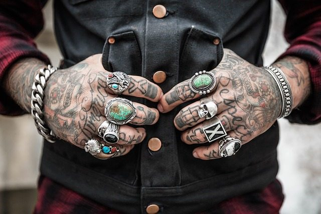 tattoo on hands