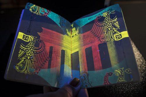 Duitse paspoort