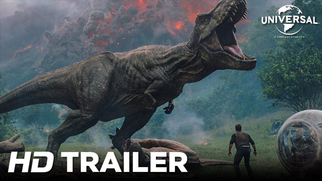 Jurassic Wold: Fallen Kingdom