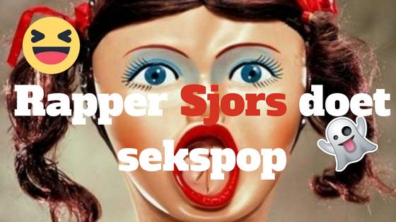 Rapper Sjors sekspop